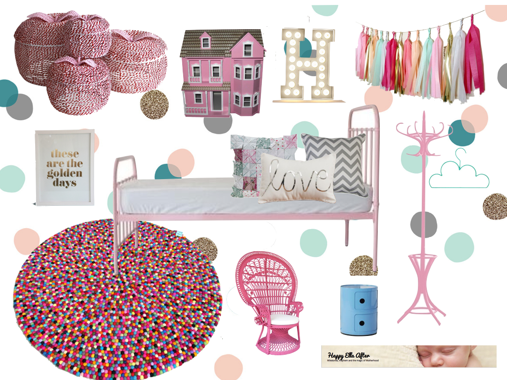 Ella's new room - mood board.001
