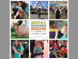 Ella reviews the Royal Melbourne Show!