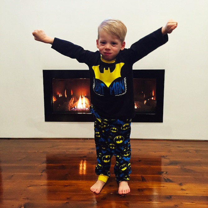 Best and Less Super Heroes Warner Brothers Sleepwear