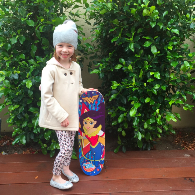 54dad2e7dff6 As a child, I loved riding skateboards. It's one of those things that knows  no boundaries. Whether you are a girl or a boy, old or young, tall or short.